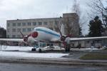 Ил-14 в Светлогорске