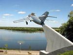 МиГ-15 в Речице