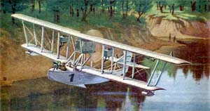 Летающая лодка М-9
