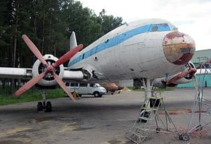 Реставрация Ил-14