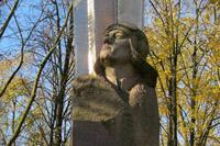 Памятник Ромашкину